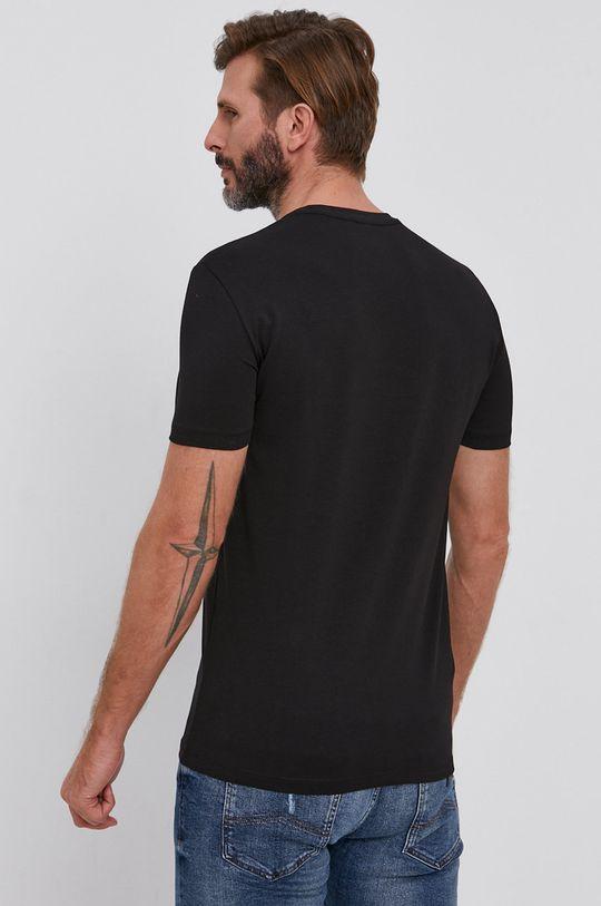 Armani Exchange - T-shirt 95 % Bawełna, 5 % Elastan