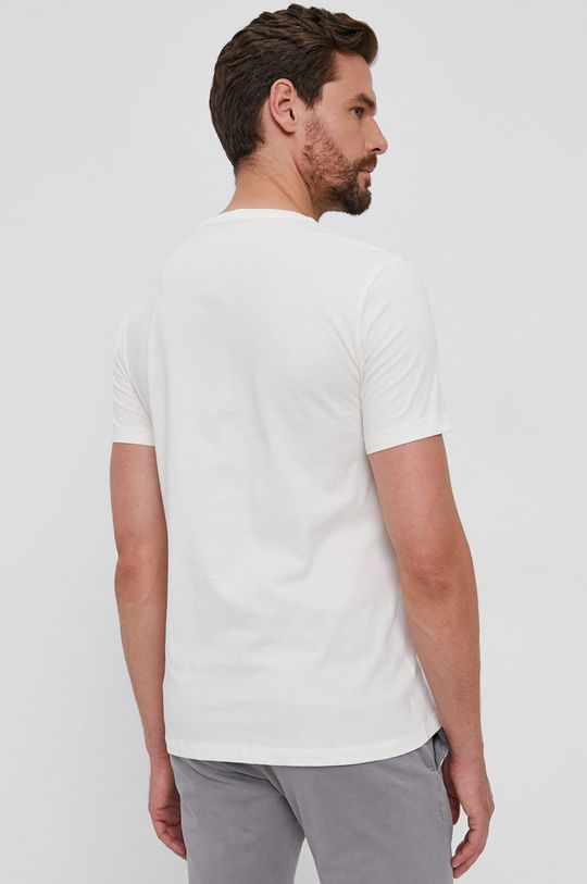 Trussardi - T-shirt bawełniany Męski