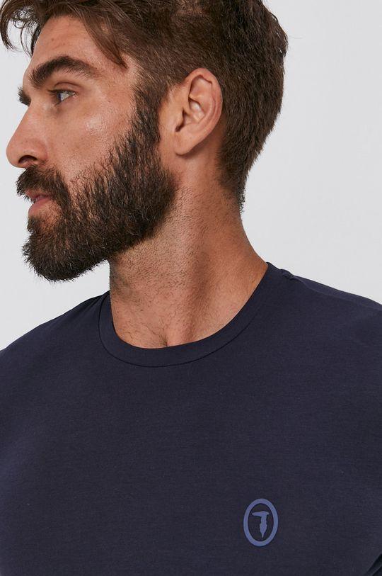 námořnická modř Trussardi - Tričko