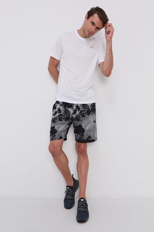 Reebok - Tričko  100% Recyklovaný polyester
