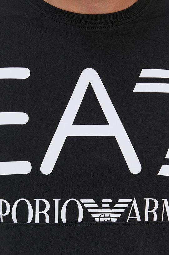 EA7 Emporio Armani - Bavlnené tričko Pánsky