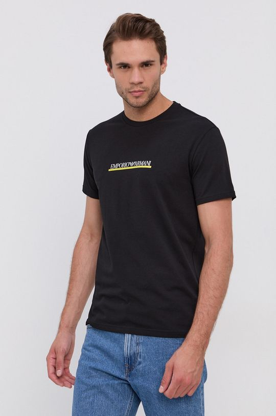 Emporio Armani Underwear - Tričko čierna