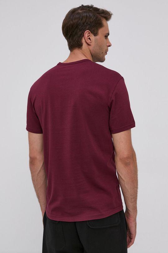 kaštanová Emporio Armani Underwear - Tričko (2-pack)