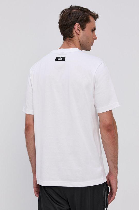 adidas Performance - Tričko  50% Bavlna, 30% Polyester, 20% Recyklovaná bavlna