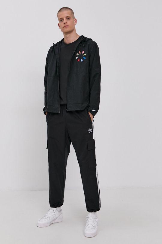 adidas - T-shirt bawełniany x Star Wars czarny