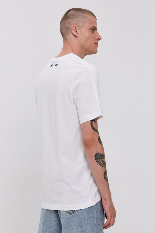 adidas - T-shirt bawełniany x Star Wars 100 % Bawełna