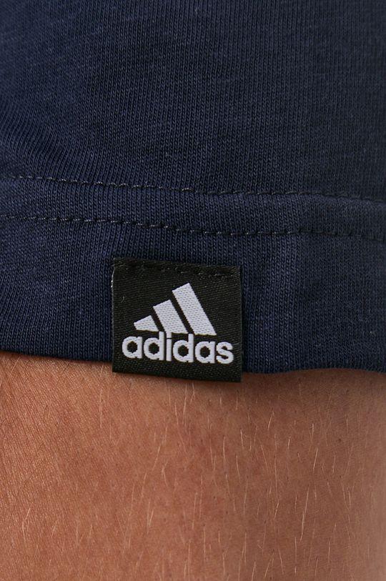 adidas - T-shirt bawełniany Męski