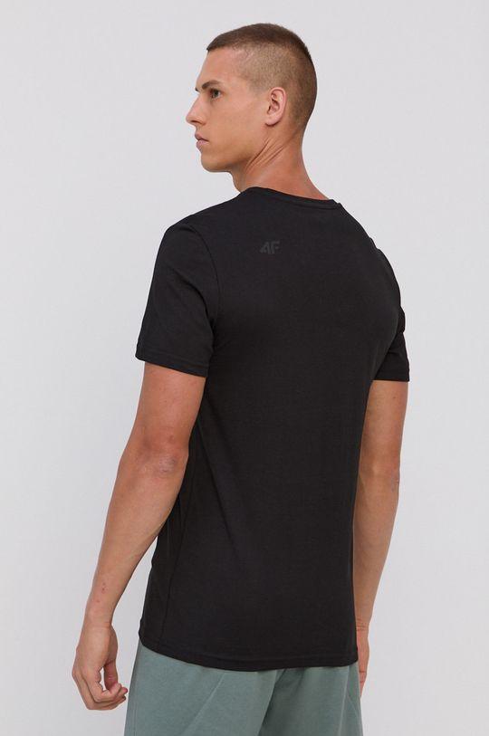 4F - Bavlnené tričko  100% Bavlna