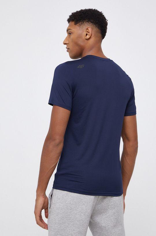 4F - T-shirt Materiał zasadniczy: 12 % Elastan, 88 % Poliester