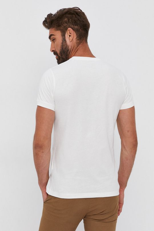 Pepe Jeans - T-shirt bawełniany Charing 100 % Bawełna