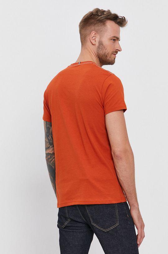 Pepe Jeans - T-shirt bawełniany Derek 100 % Bawełna