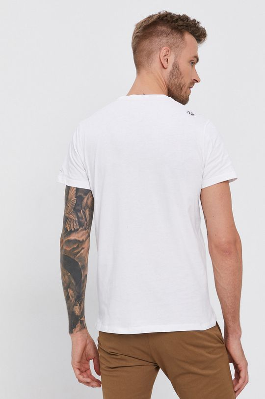 Pepe Jeans - Bavlnené tričko Wayne  100% Bavlna