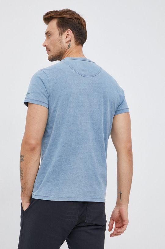 Pepe Jeans - Bavlněné tričko Santino  100% Bavlna