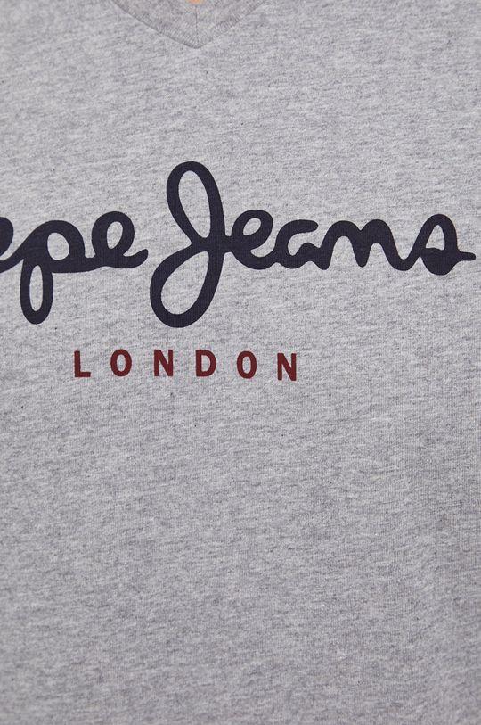 Pepe Jeans - Bavlněné tričko Eggo Pánský