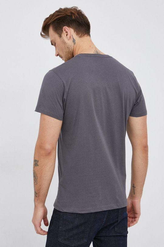 Pepe Jeans - Bavlněné tričko Eggo  100% Bavlna
