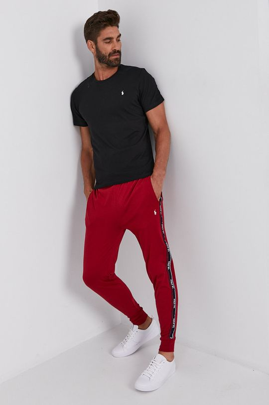 Polo Ralph Lauren - T-shirt bawełniany czarny