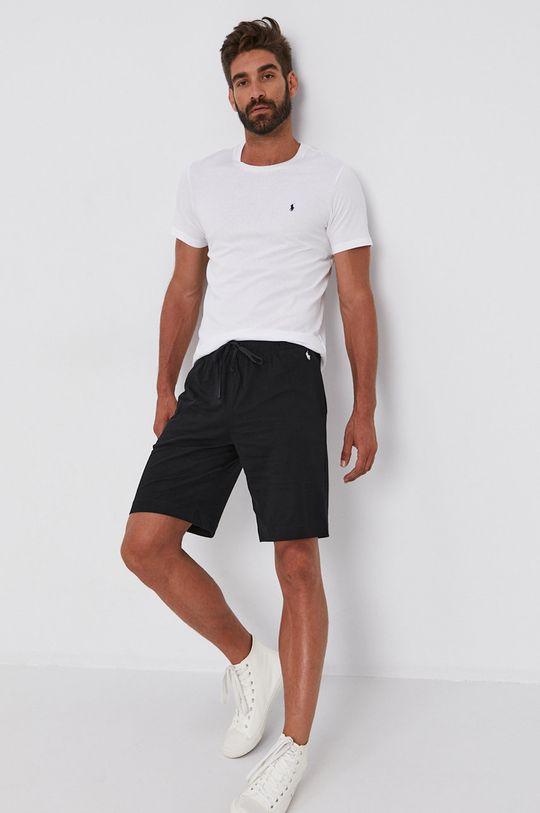 Polo Ralph Lauren - Bavlněné tričko bílá