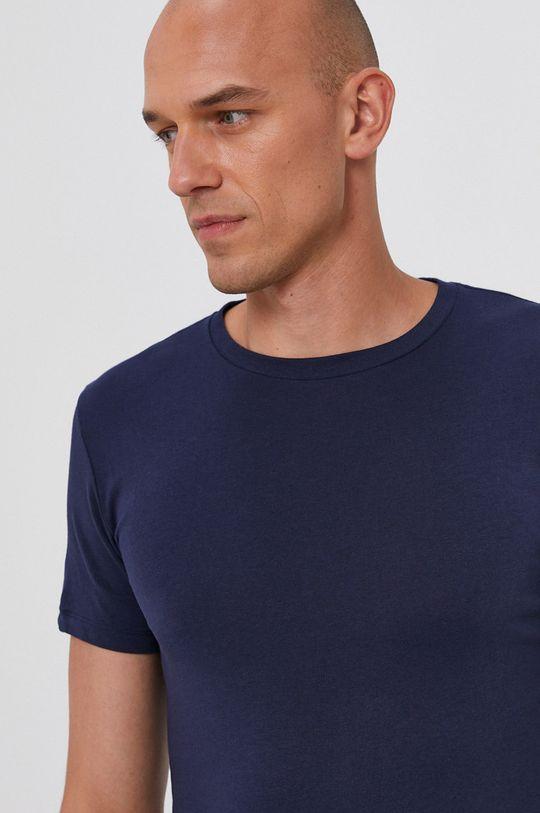 granatowy Polo Ralph Lauren - T-shirt (2-pack)
