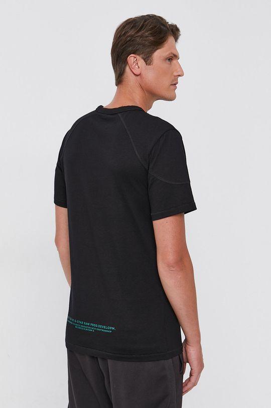 G-Star Raw - Bavlněné tričko  Hlavní materiál: 100% Organická bavlna