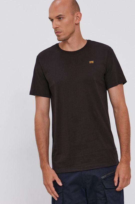 G-Star Raw - T-shirt bawełniany (2-pack) biały