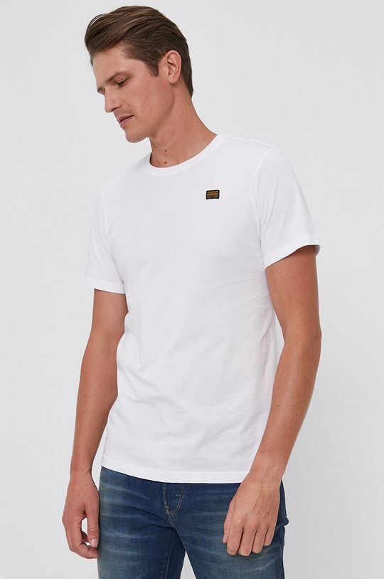 multicolor G-Star Raw - T-shirt bawełniany (2-pack)