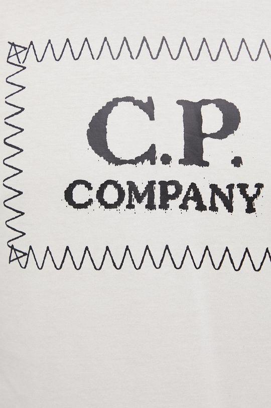 C.P. Company - T-shirt bawełniany Męski