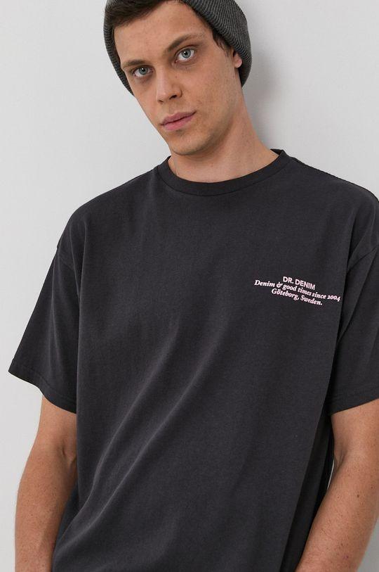 Dr. Denim - T-shirt bawełniany 100 % Bawełna