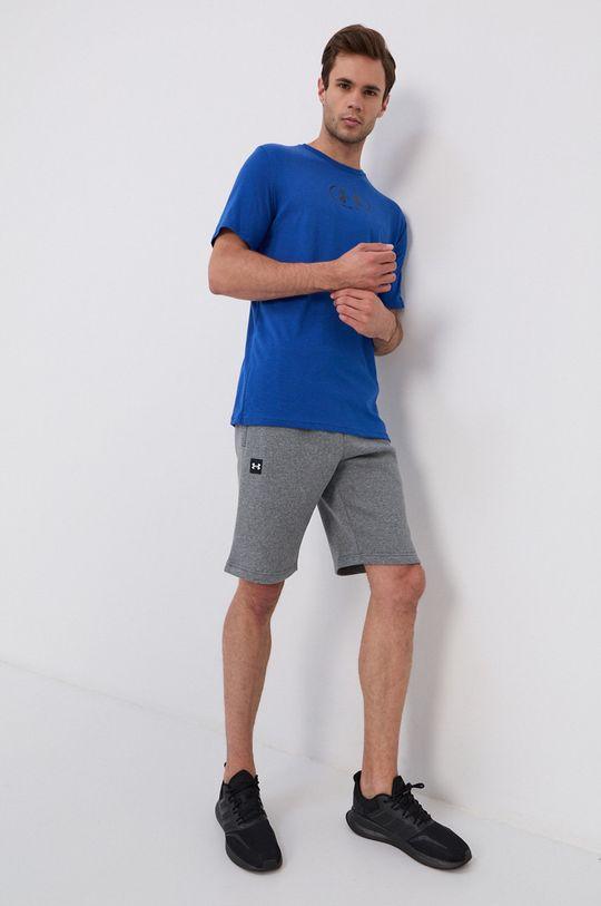 Under Armour - T-shirt niebieski