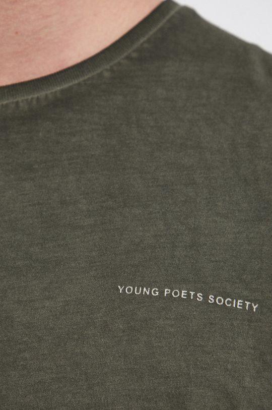 Young Poets Society - T-shirt bawełniany Hein Vintage Męski
