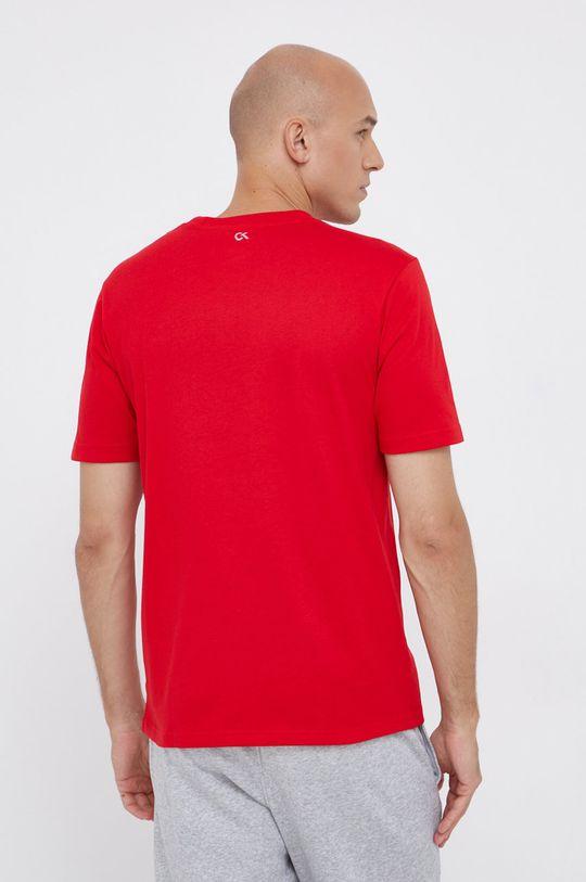 Calvin Klein Performance - Μπλουζάκι  60% Βαμβάκι, 40% Πολυεστέρας