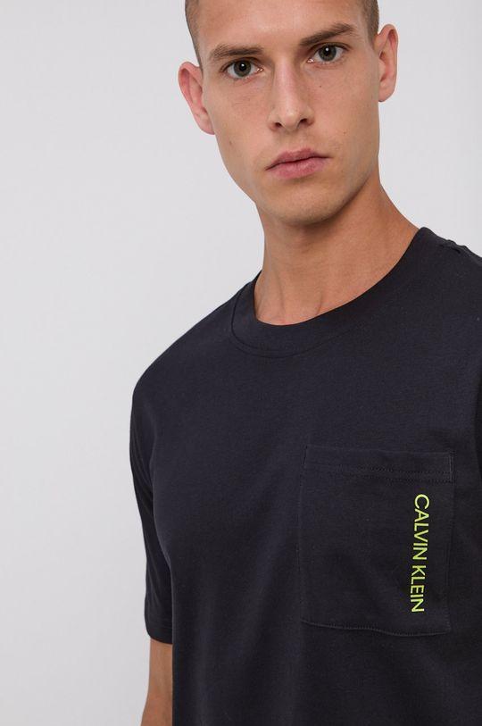 čierna Calvin Klein Performance - Tričko