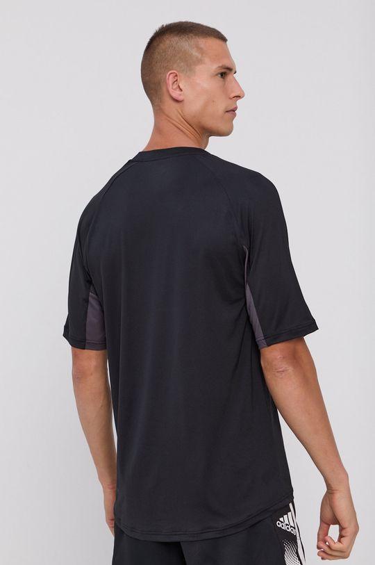 Calvin Klein Performance - Tricou  Materialul de baza: 12% Elastan, 88% Poliester  Finisaj: 10% Elastan, 90% Poliester
