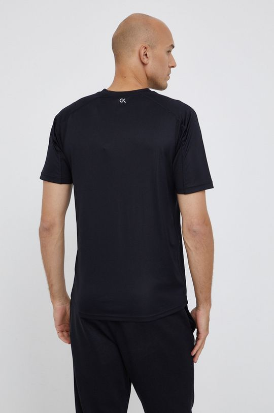 Calvin Klein Performance - Tricou  Materialul de baza: 100% Poliester  Finisaj: 15% Elastan, 85% Poliester