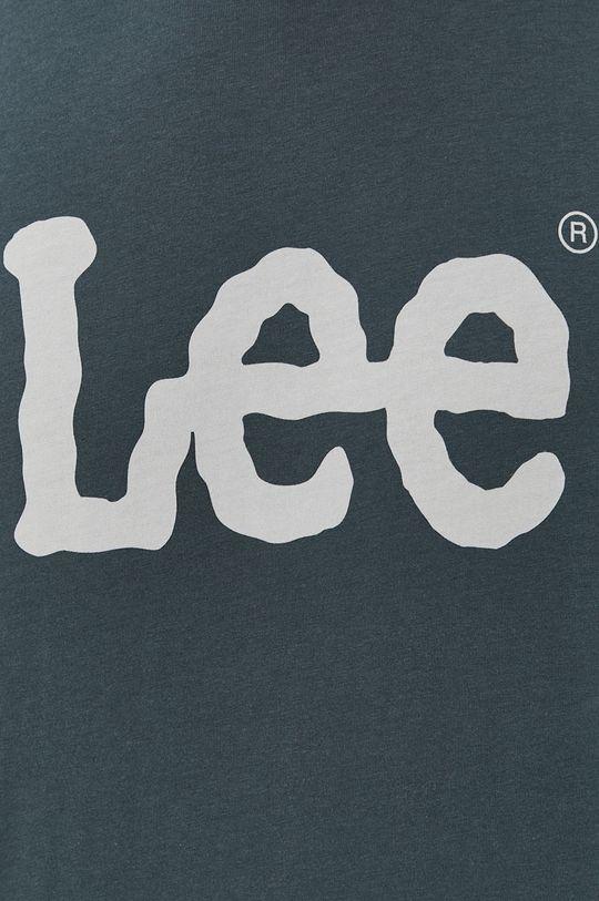 Lee - T-shirt bawełniany Męski