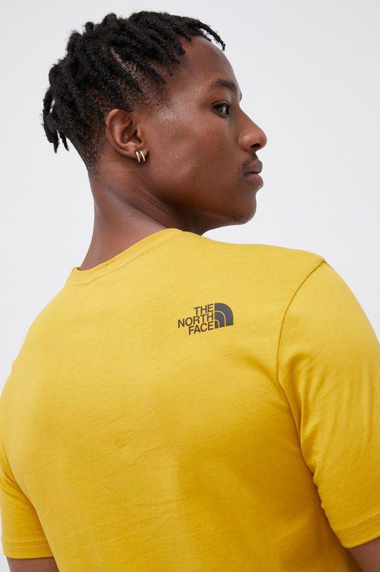 The North Face - Bavlnené tričko Pánsky