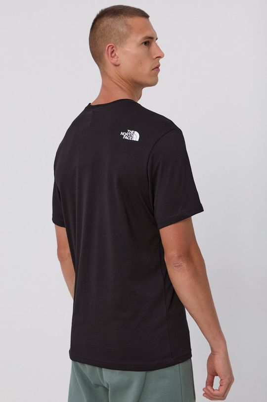 The North Face - Tricou din bumbac  100% Bumbac