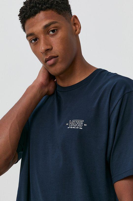 Vans - T-shirt bawełniany Męski