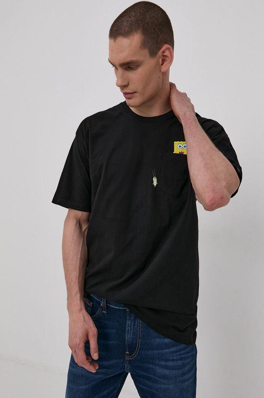 Vans - T-shirt x Spongebob 100 % Bawełna