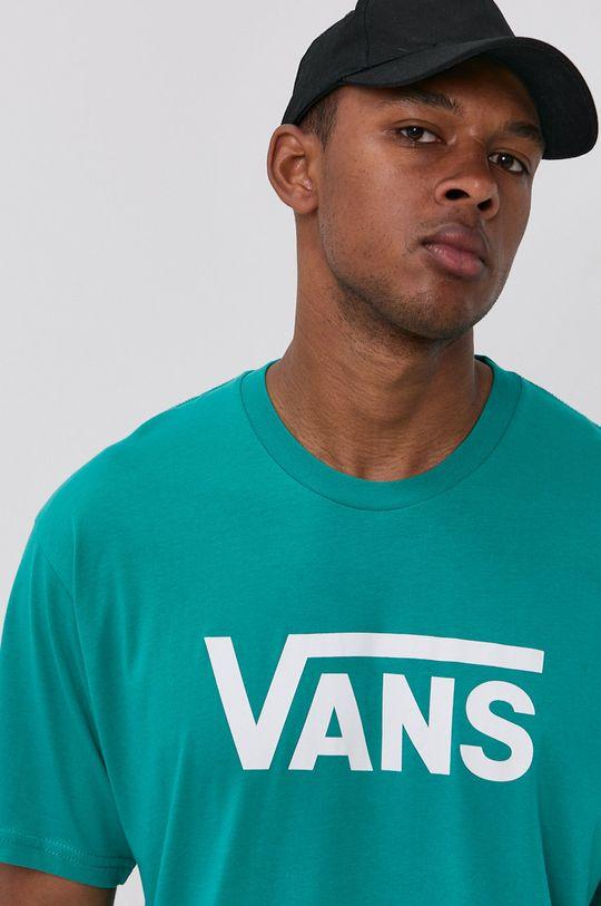 zelená Vans - Tričko