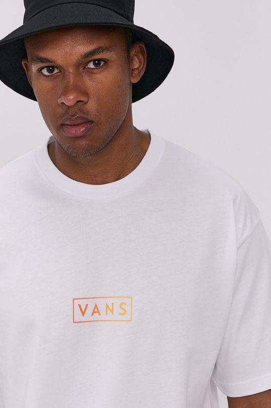 bílá Vans - Tričko