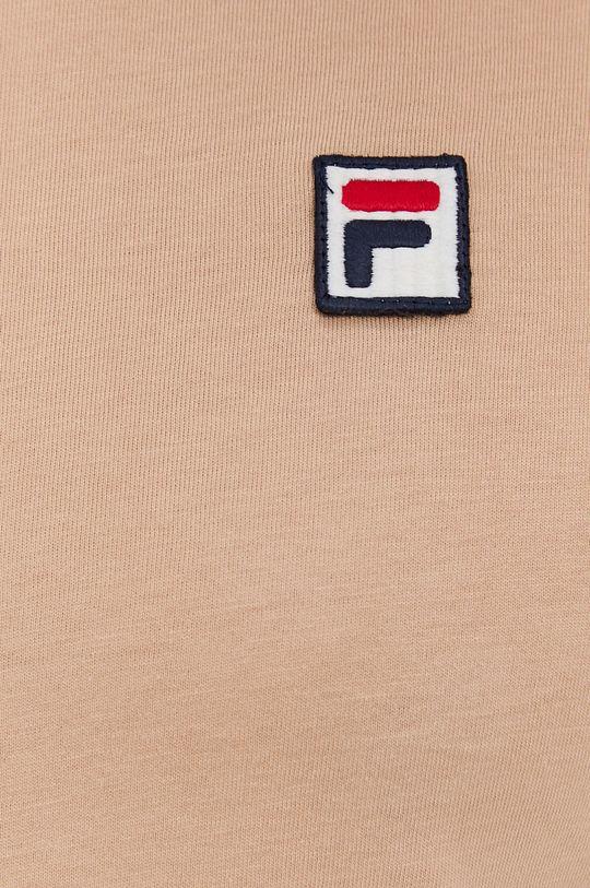 Fila - Bavlněné tričko Pánský