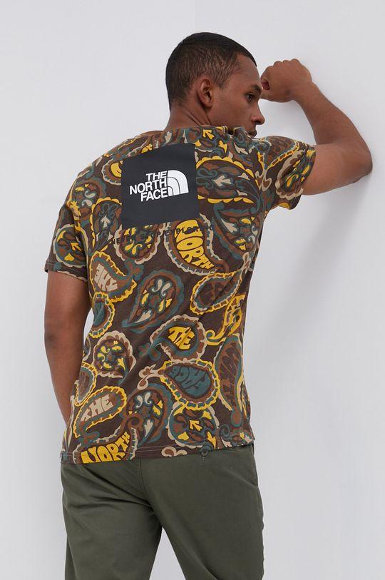 The North Face - T-shirt bawełniany 100 % Bawełna