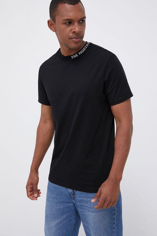 czarny The North Face - T-shirt bawełniany