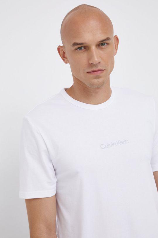 bílá Calvin Klein Underwear - Pyžamové tričko