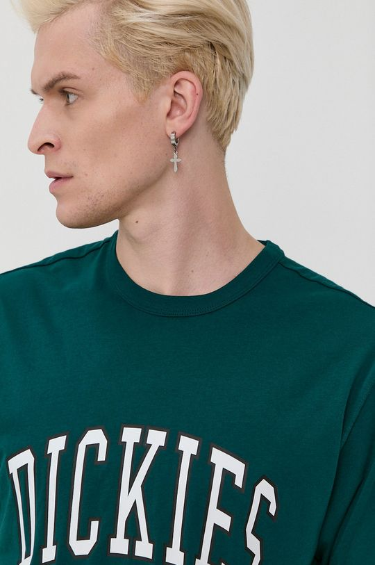 verde inchis Dickies - Tricou din bumbac