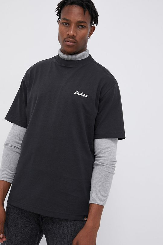 Dickies - T-shirt bawełniany 100 % Bawełna