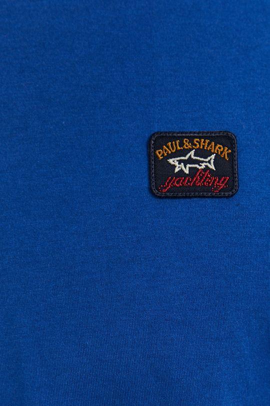 PAUL&SHARK - Bavlněné tričko Pánský