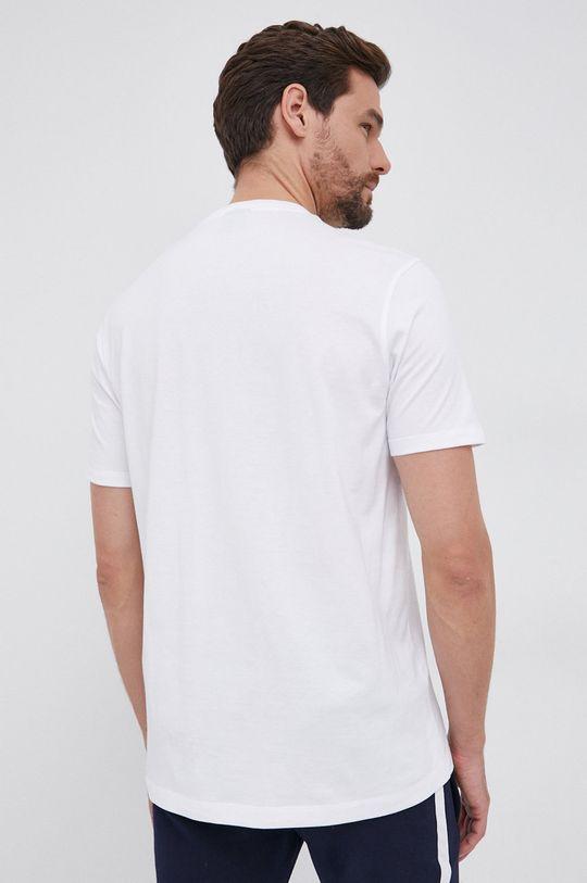 PAUL&SHARK - T-shirt bawełniany biały