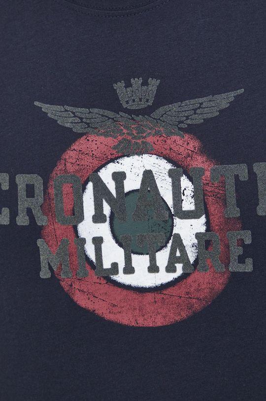 Aeronautica Militare - T-shirt bawełniany Męski