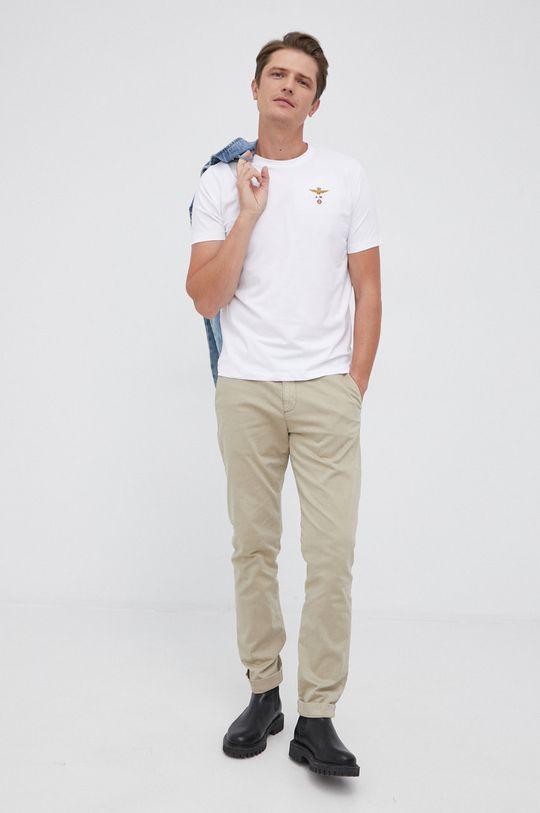 Aeronautica Militare - T-shirt biały